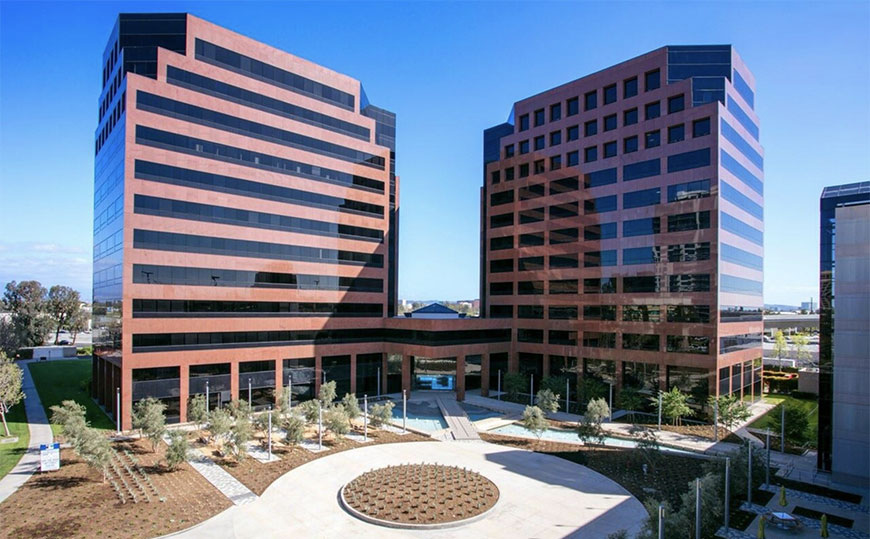 Santa Ana California Office Location