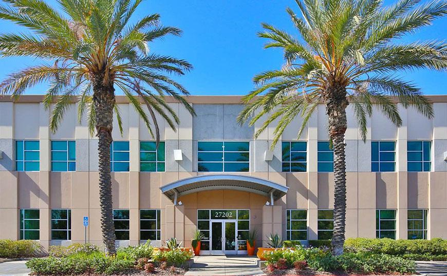 Valencia California Office Location