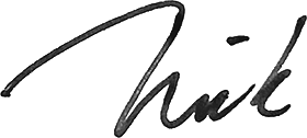 Nick signature