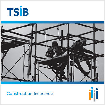 TSIB Construction Insurance Brochure