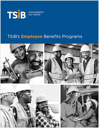 TSIB's Employee Benefits Programs
