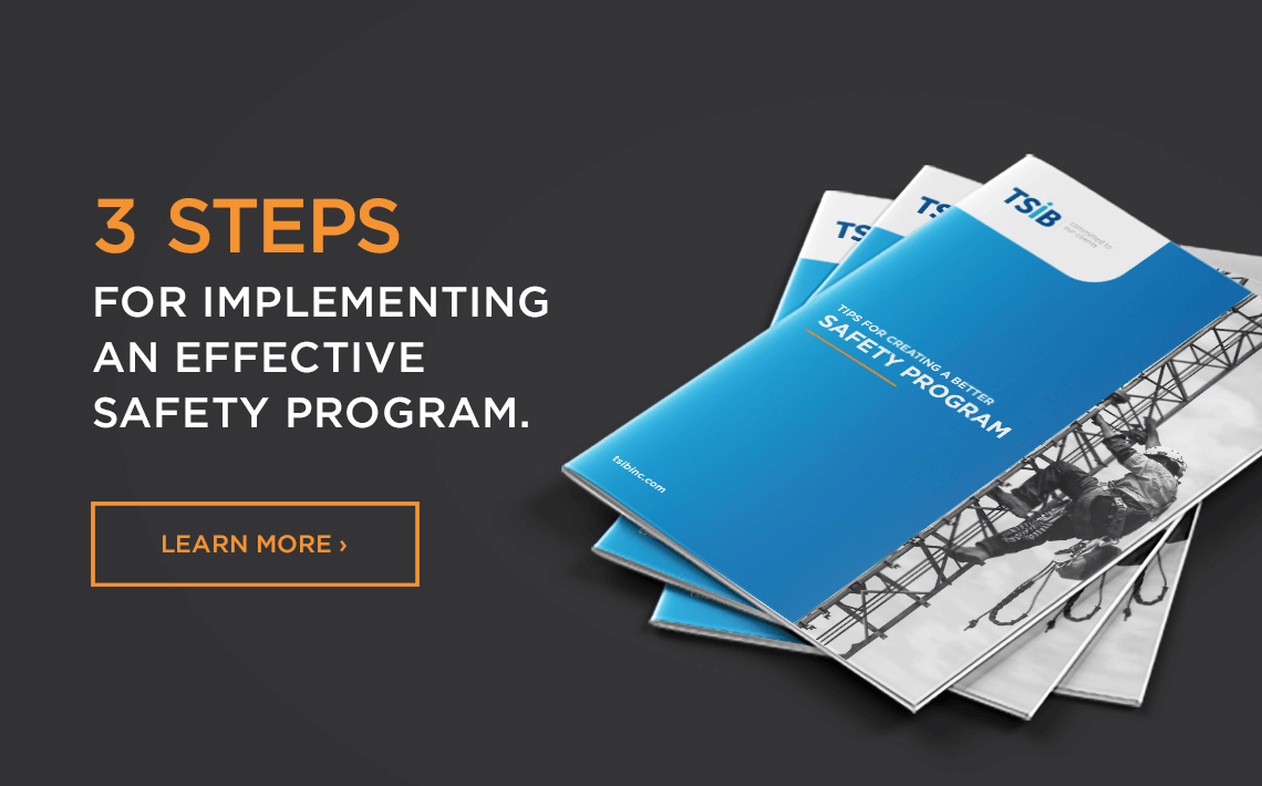 3 Steps for implementing an effective Safety Program - Learn More