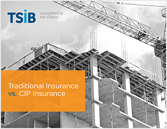 TSIB Traditional Insurance vs. CIP Insurance eBook